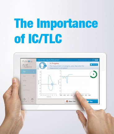IC/TLC and COPD